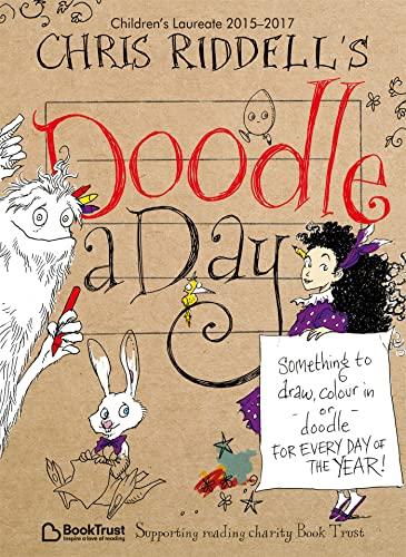 Chris Riddell's Doodle-a-Day von Chris Riddell
