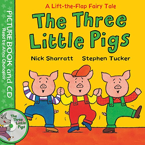 The Three Little Pigs By Nick Sharratt