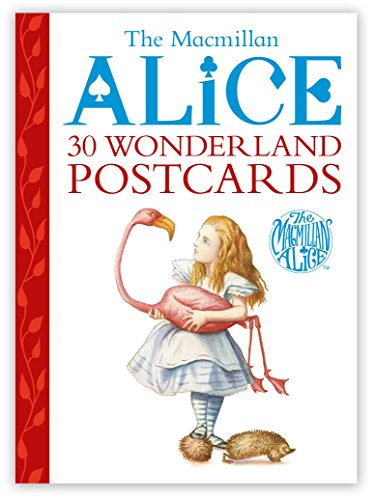 The Macmillan Alice Postcard Book von Lewis Carroll