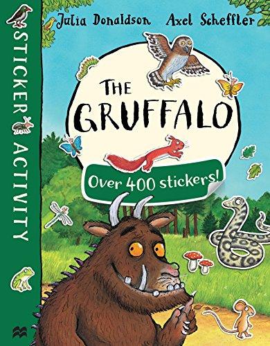 The Gruffalo Sticker Book By Julia Donaldson