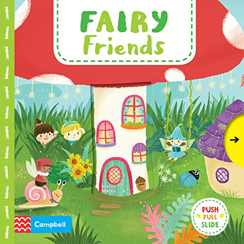 Fairy Friends By Yu-Hsuan Huang