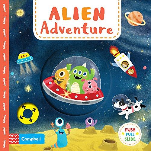 Alien Adventure By Yu-Hsuan Huang