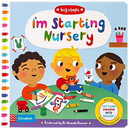 I'm Starting Nursery By Marion Cocklico