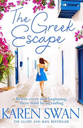 The Greek Escape By Karen Swan