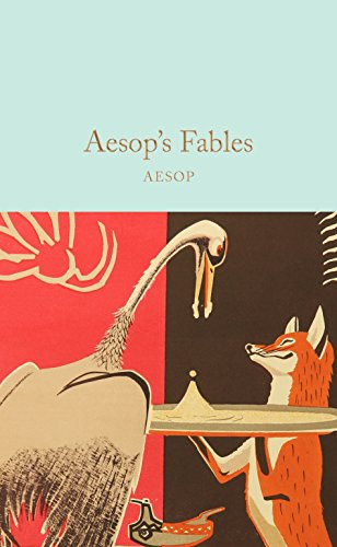 Aesop's Fables (Macmillan Collector's Library) By Aesop