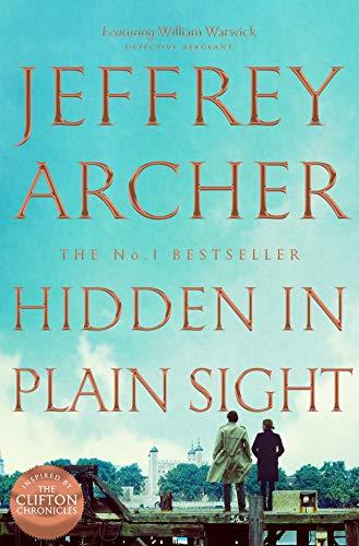 Hidden in Plain Sight By Jeffrey Archer