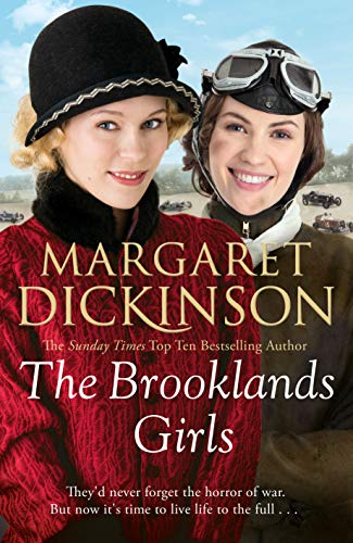 The Brooklands Girls (The Maitland Trilogy) By Margaret Dickinson