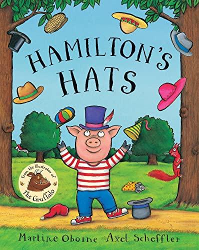Hamilton's Hats By Martine Oborne