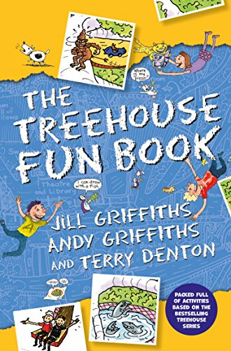 The Treehouse Fun Book von Andy Griffiths