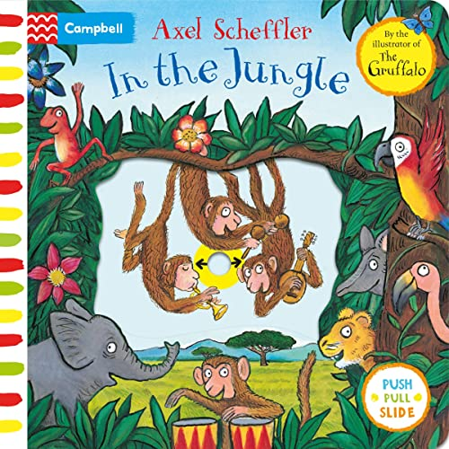 In the Jungle By Axel Scheffler