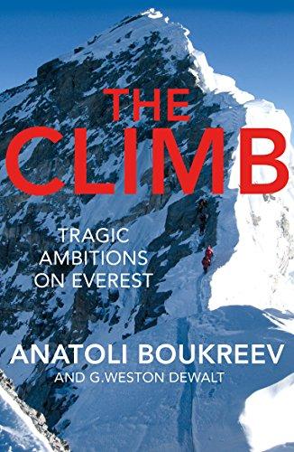 The Climb von Anatoli Boukreev