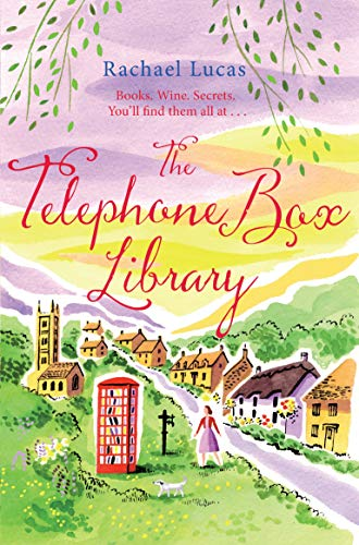 The Telephone Box Library By Rachael Lucas