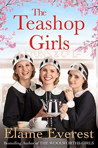 The Teashop Girls By Elaine Everest