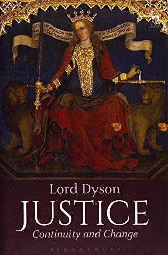 Justice By Lord Dyson