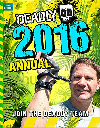 Deadly Annual: 2016 by Steve Backshall