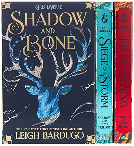 Shadow and Bone Boxed Set By Leigh Bardugo