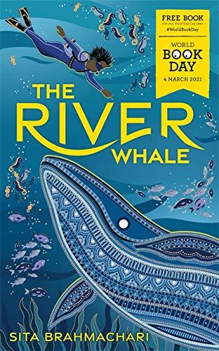 The River Whale von Sita Brahmachari