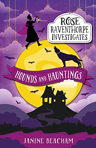 Hounds and Hauntings By Janine Beacham