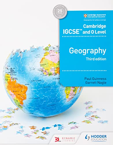 Cambridge IGCSE and O Level Geography 3rd edition von Paul Guinness
