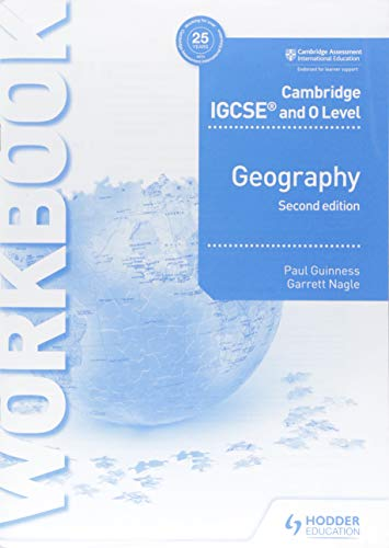 Cambridge IGCSE and O Level Geography Workbook 2nd edition von Paul Guinness