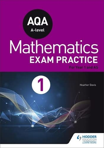 AQA Year 1/AS Mathematics Exam Practice By Jan Dangerfield