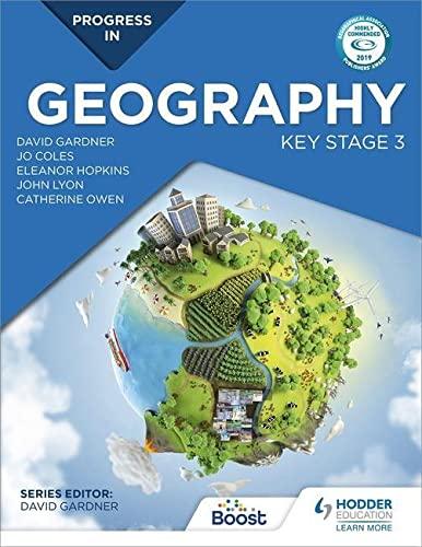 Progress in Geography: Key Stage 3 von David Gardner