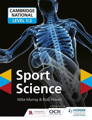 Cambridge National Level 1/2 Sport Science von Mike Murray