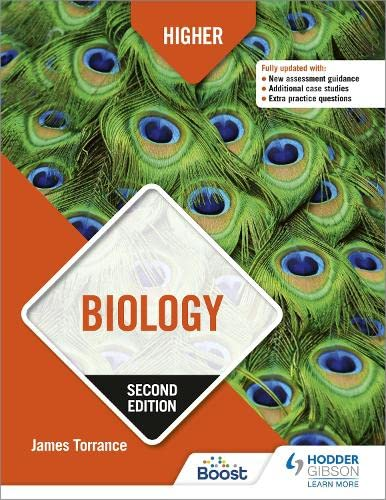 Higher Biology: Second Edition By Clare Marsh