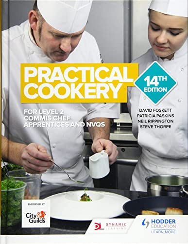 Practical Cookery 14th Edition By David Foskett