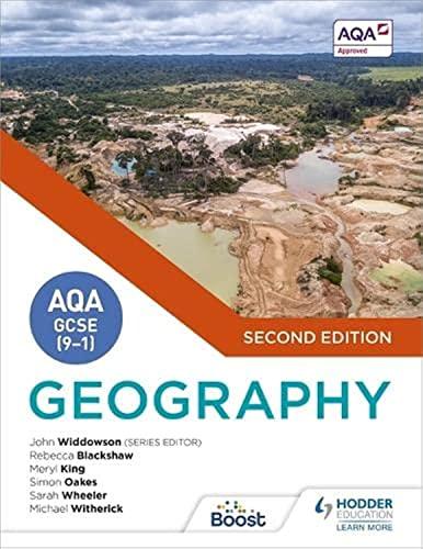 AQA GCSE (9-1) Geography Second Edition By John Widdowson