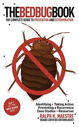 The Bed Bug Book By Ralph H. Maestre