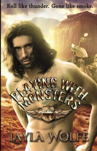 Playing With Monsters: Volume 4 (The Bare Bones MC) By Layla Wolfe