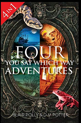 Four You Say Which Way Adventures By Blair Polly