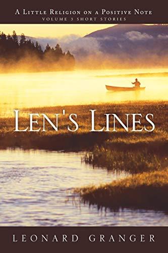 Len's Lines By Leonard Granger