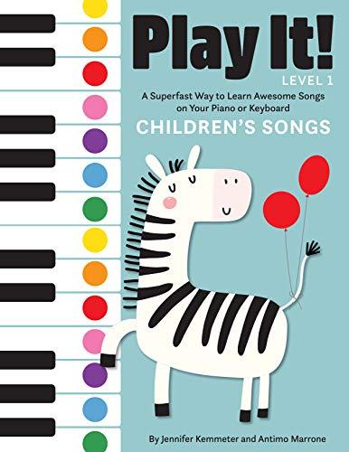 Play It! Children's Songs By Jennifer Kemmeter
