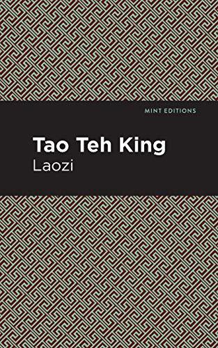 Tao Te King By Laozi