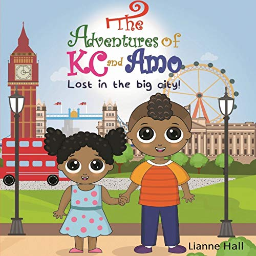The Adventures of KC and Amo By Lianne Hall