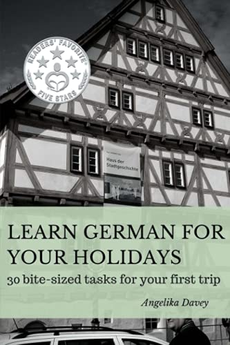 Learn German for your holidays By Angelika Davey