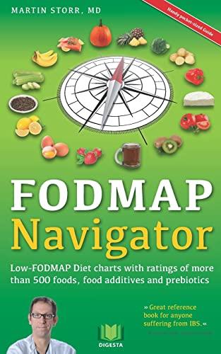 The FODMAP Navigator By Martin Storr