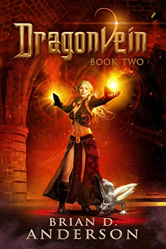 Dragonvein (Book Two) By Brian D Anderson