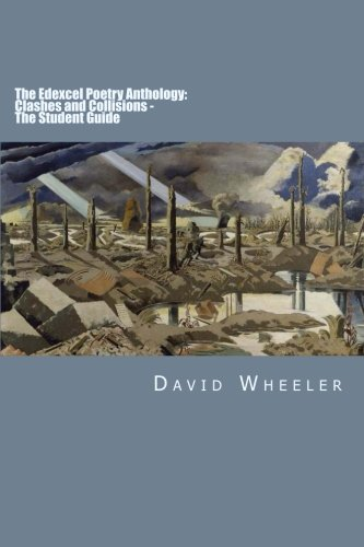 the edexcel poetry anthology by david wheeler used good 9781515152125 world of books. Black Bedroom Furniture Sets. Home Design Ideas