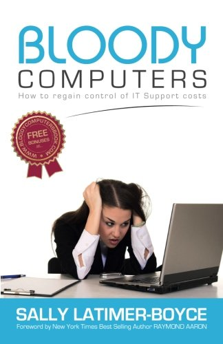 Bloody Computers By Sally Latimer-Boyce