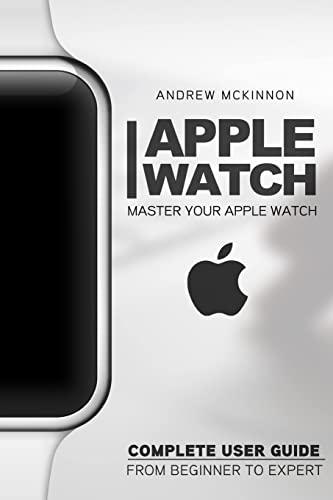 Apple Watch By Senior Lecturer Andrew McKinnon (University of Aberdeen)