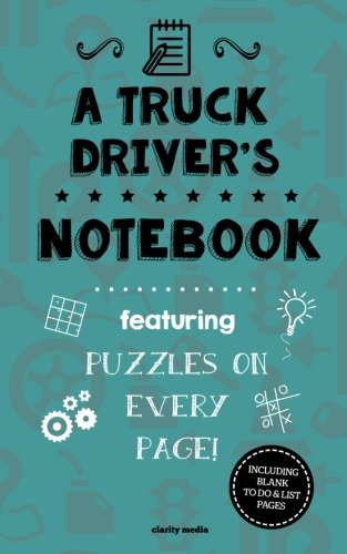 A Truck Driver's Notebook By Clarity Media