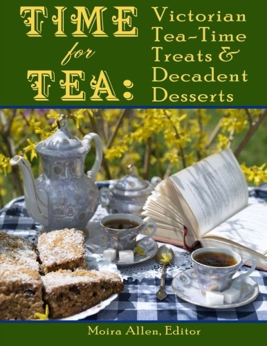 Time for Tea By Moira Allen