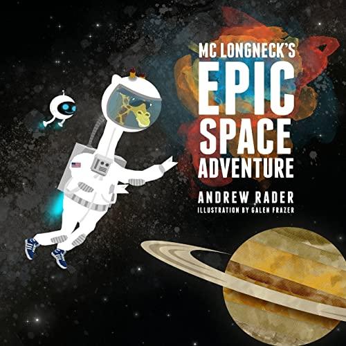Epic Space Adventure By Galen Frazer