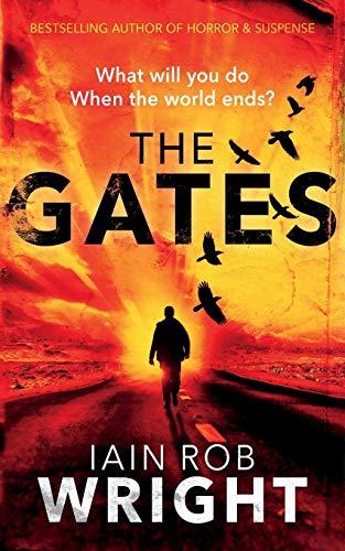 The Gates By Iain Rob Wright