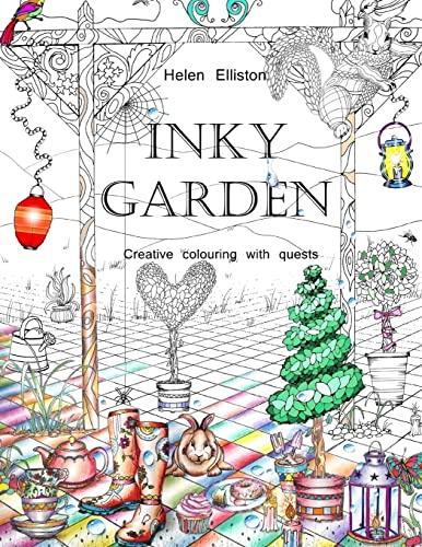 Inky Garden By H C Elliston