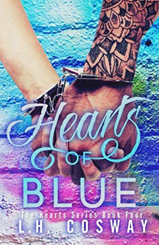 Hearts of Blue By L H Cosway