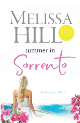 Summer in Sorrento By Melissa Hill